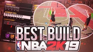 *NEW* BEST BUILDS IN NBA 2K19! REQUIRES NO SKILL! NBA 2K19 MOST OP BUILDS AFTER PATCH 1.09