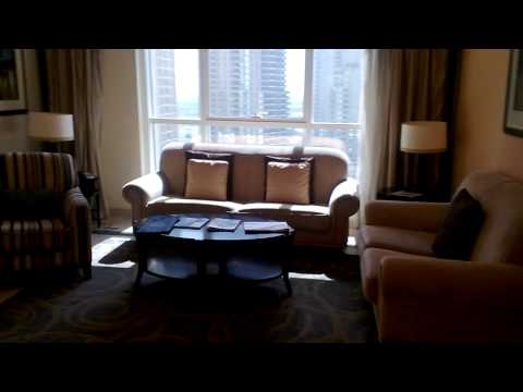 My Unnecessary Hotel Upgrade At The Marriott Dubai Harbour