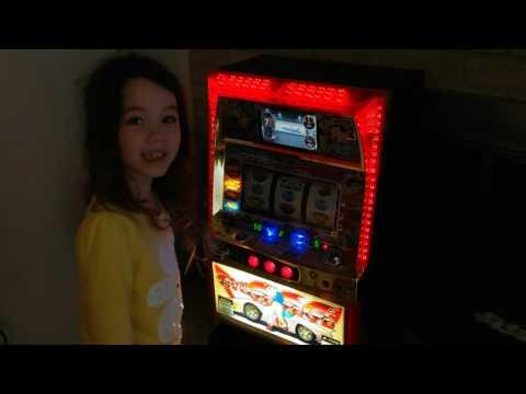 Speed Racer Skill Stop Slot Machine #1