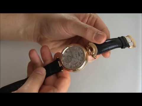 Bovet Amadeo Fleurier 43 Meteorite Watch Review | aBlogtoWatch