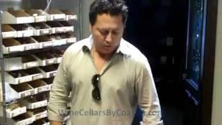 Wine Storage Coffee Tables San Diego California