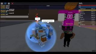 Admin Abusing in roblox [NBL] Park