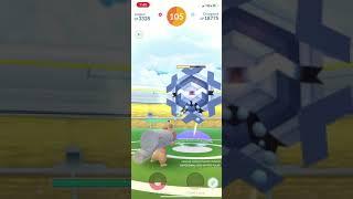 Pokemon GO Draft League - Season 3 - Solo Raid: Cryogonal
