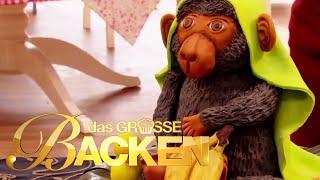 Das große Backen | 3D Torte: Affenstarkes Meisterwerk