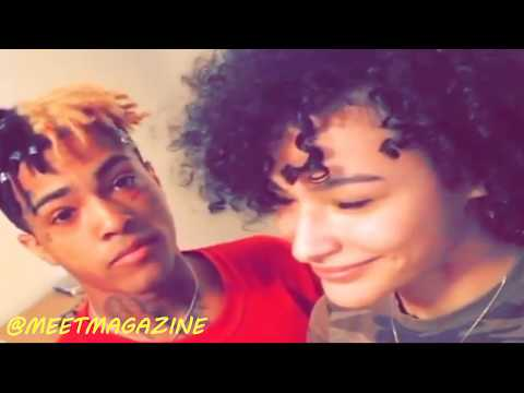 Geneva Ayala video with XXXTENTACION is too funny! X should have been a comedian!