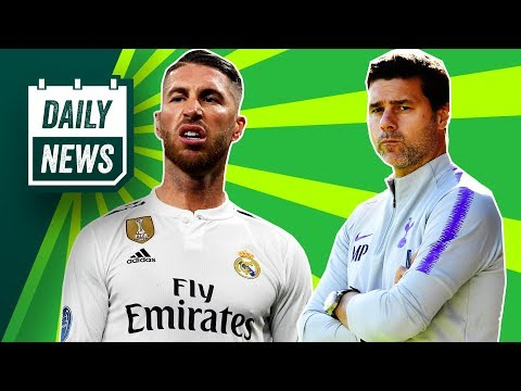 Real Madrid LEAVE Europe, Pochettino could quit Spurs + transfer news ► Onefootball Daily News
