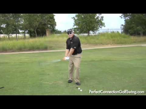 Golf Drills: Stop Hitting Fat Shots