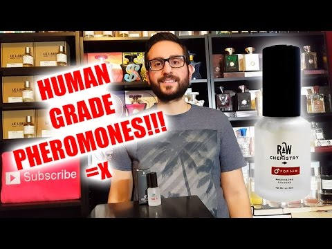 Raw Chemistry For Him Fragrance / Cologne Review