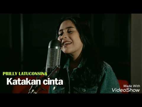 Katakan Cinta Prilly Latuconsina | ost.BMBP