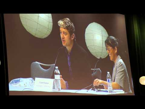 Crispin Freeman Panel - Animazment 2015 Part 1
