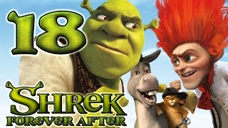 Shrek Forever After Walkthrough Part 18 (PS3, X360, Wii, PC) - Rumpel
