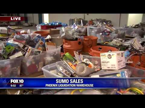 SaleSumo Phoenix Liquidation Leader