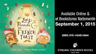 Lady Pancake & Sir French Toast Book Trailer