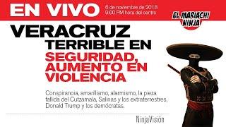 Veracruz, terrible en seguridad | Aumento en violencia