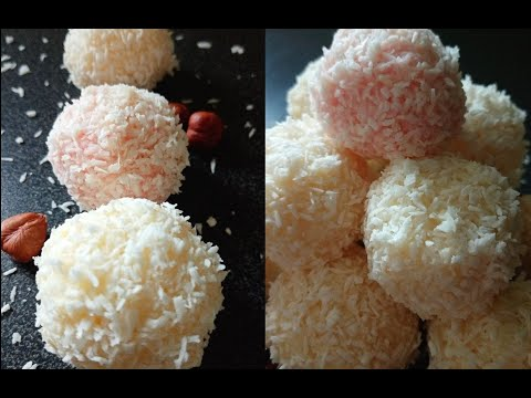 boules-coco-façon-raffaello-/-raffaello-coconut-balls