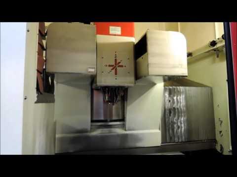 HEDELIUS HEDELIUS BC 80 Magnum Vertical Machining Centre