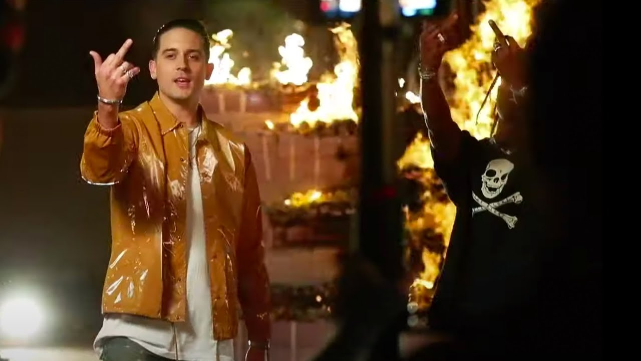 G-Eazy - The Beautiful & Damned Anniversary Livestream Trailer