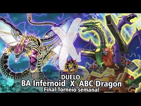DUELO - BA Infernoid (IGO) X ABC (Lucas) - Torneio semanal