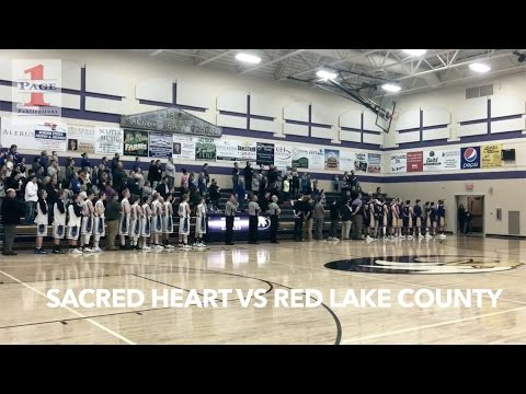 Sacred Heart Advances Over Red Lake County