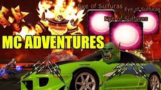 Molten Core Adventures 2