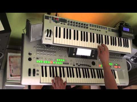 fancy - bolero ( hold me in your arms) played and sequenced on tyros 3