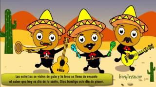 Feliz cumpleaños, las mañanitas chistosas con Mariachis, en el día de tu Santo