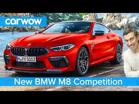 New BMW M8 Competition 2020 - See Why It's The Ultimate M Car!