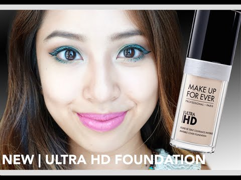 Make up for ever ultra hd foundation account