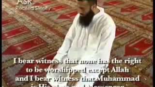 Het Gebed stap voor stap-Salaat Al-'Asr 5/7.