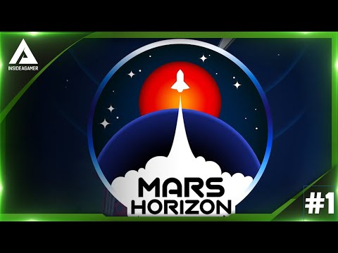 Mars Horizon - First Look - Closed Beta - Let The Space Race Begin #1 |