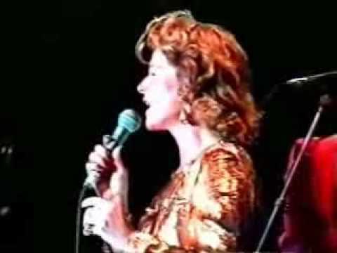 Frida - Saltwater @ Musik på Borggarden (1992) LIVE!