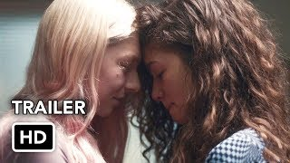 Euphoria (HBO) Teaser Trailer HD - Zendaya series