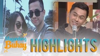 Magandang Buhay: Luigi talks about his wife and baby