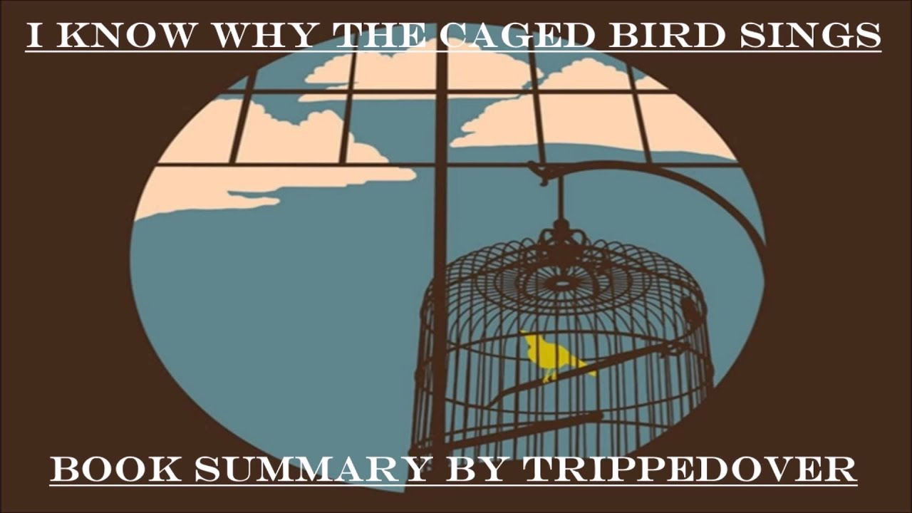 i know why the cage bird sings summary