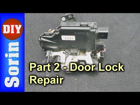 Door Lock Module Repair