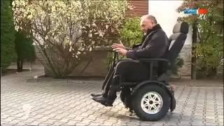 видео Скутеры для инвалидов