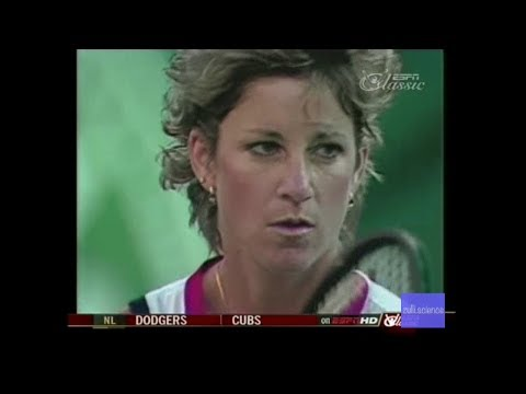 FULL #1 VERSION Navratilova vs Evert 1984 US Open