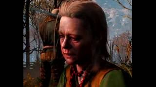 The Witcher 3  Анна Стенгер. Такая себе концовка