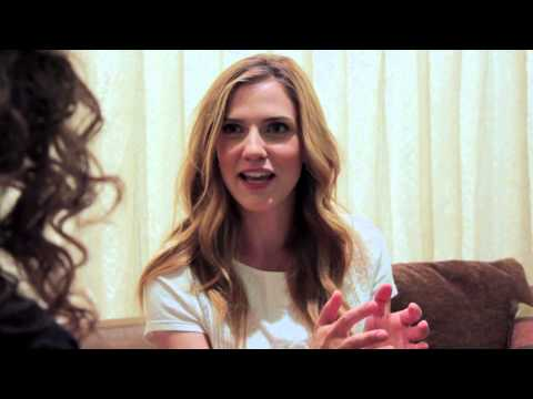Exclusive with Vampire Diaries's Sara Canning! YOU Effect with Kelly Lovell