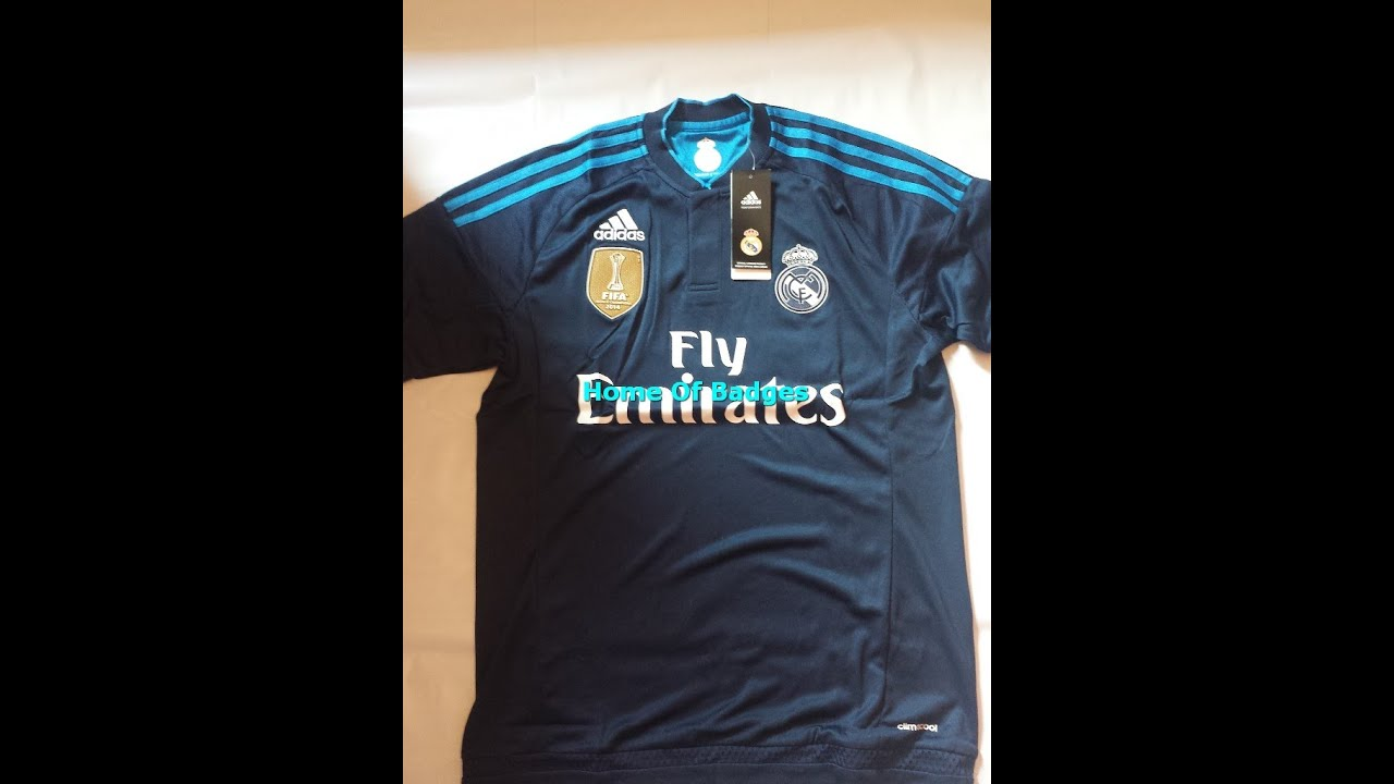 63584d268fe 20151006 ADIDAS REAL MADRID 2015-16 Men 3RD Football Soccer Jersey Shirt  AO0050