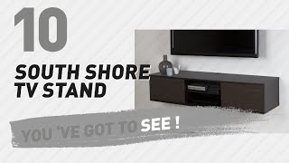 South Shore TV Stand // New & Popular 2017