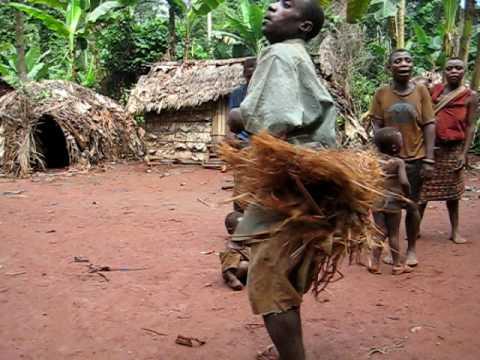 Baka Pygmies Traditional Song - Cameroon