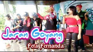 Video JARAN GOYANG - Feta Fernanda download MP3, 3GP, MP4, WEBM, AVI, FLV Oktober 2018