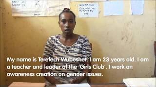 Menstrual hygiene management in schools: the practice in South Ari woreda
