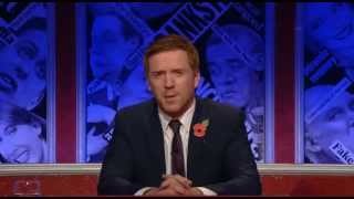 Damian Lewis hosting 'Have I Got News For You' (Part 1/2)