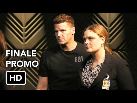 Bones: 12x12 The End in the End - promo #01