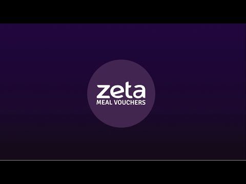 Getting started with Zeta Meal Vouchers