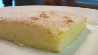 Воздушный пирог с ванилью видео рецепт. Книга о вкусной и здоровой пище