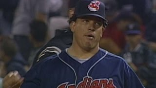 CLE@ANA: Colon shuts out Angels on Opening Night