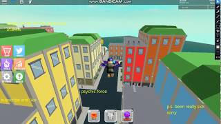 Roblox Anime Fighting Simulator All Training Locations Real - All Training Areas For Psychic Force Roblox Power Simulator